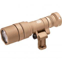 SureFire Mini Scout Light Pro Weapon Mounted LED Light, 500 Lumens - Tan