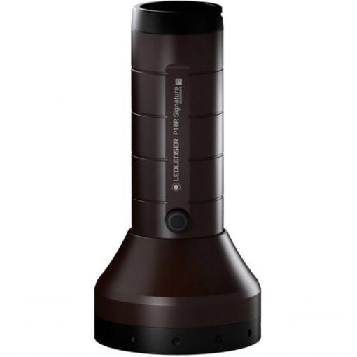 LEDLENSER P18R Signature Rechargeable LED Flashlight