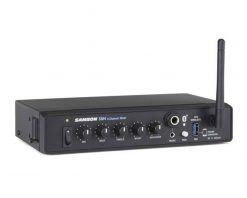 Samson SM4 4-Channel Mixer with USB and Bluetooth Capability