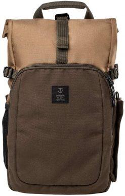 Tenba Fulton 10L Backpack - Tan/Olive