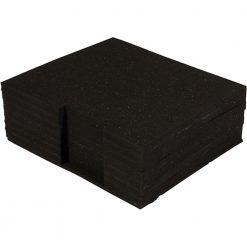 On Stage RDF3000 3U Adaptable Rack Drawer Foam