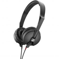 Sennheiser HD 25 LIGHTOn-ear closed back headphones for studio and live sound, delivering the classic sound of the HD25 but with an elegant, simplified headband and a straight cable (1.5m)