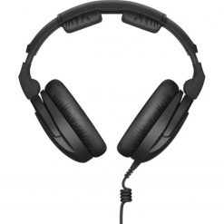"""Sennheiser HD 300 PROtectMonitoring headphone with ultra-linear response (64 ohm), 1.5m cable with 3.5mm jack and on/off selectable ActiveGard limiter. Includes (1) HD 300 PROtect headphone, (1) 1.5m cable with 3.5mm jack and (1) 1/4"""" adapter jack"""