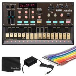 Korg VOLCAFM Digital FM Synthesizer + Accessories