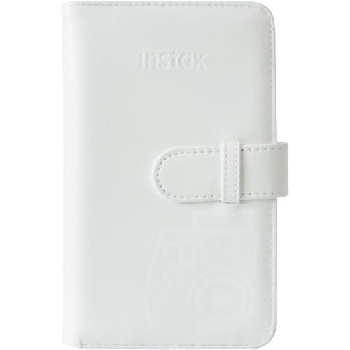 Fujifilm Mini Series Wallet Album – White