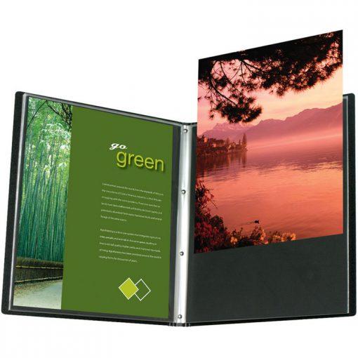 Itoya Art Profolio Advantage 9 x 12 Presentation Display Book AD24-9
