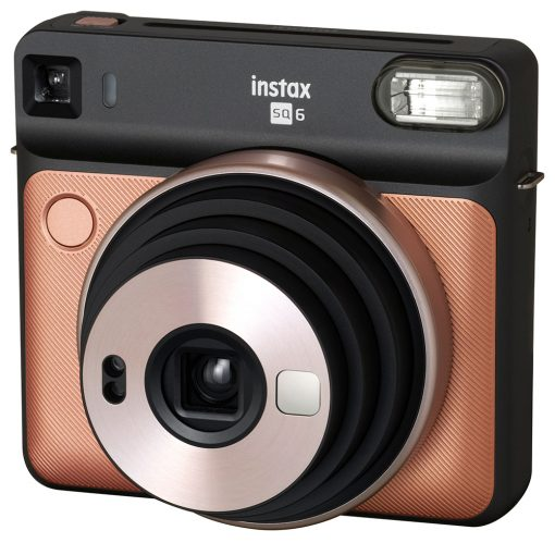 Instax Square SQ6 - Instant Film Camera - Blush Gold