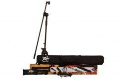 Peavey PV®-MSP1 XLR Dynamic Cardioid Microphone with Accessories