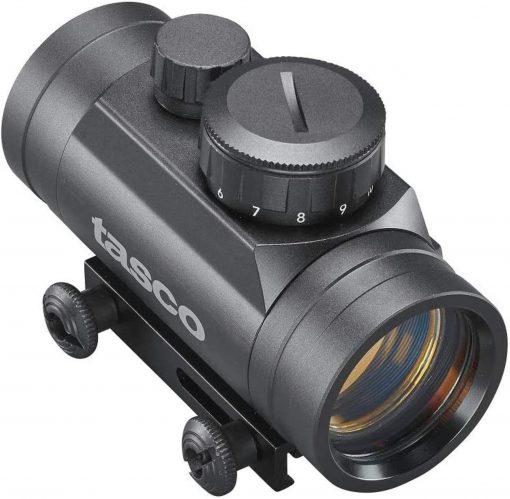 Tasco 1x30mm Pro Point Black 5 MOA Red Dot Rifle Scope – TRD130T