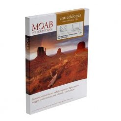 Moab Papers Entradalopes Natural 190 7 x 10 [25 cards/envs]