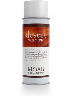 Moab Papers Desert Varnish Spray 40ml [1 can]