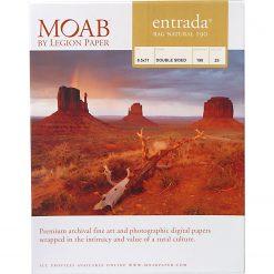 Moab Papers Entrada Rag Natural 190 8.5 x 11 [25 sheets]
