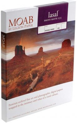 Moab Papers Lasal Photo Matte 235 8.5 x 11 [50 sheets]