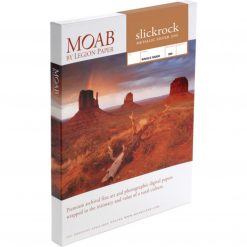 Moab Papers Slickrock Metallic Silver 13 x 19 [25 sheets]