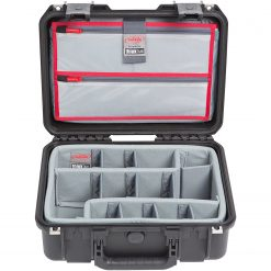 SKB iSeries 3i-1510-6 Case w/Think Tank Designed Dividers and Lid Organizer