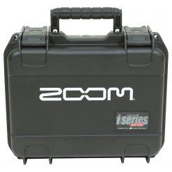 SKB iSeries Injection Molded Case for Zoom H6 Recorder w/Shotgun mic slot