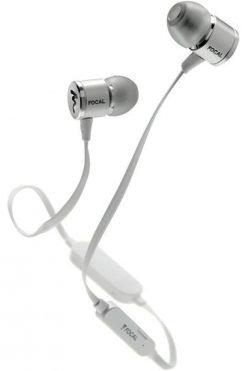 Focal Spark Wireless In-Ear Bluetooth Headset (Silver)