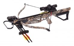CenterPoint Tyro 245 Recurve Crossbow Package - Camo