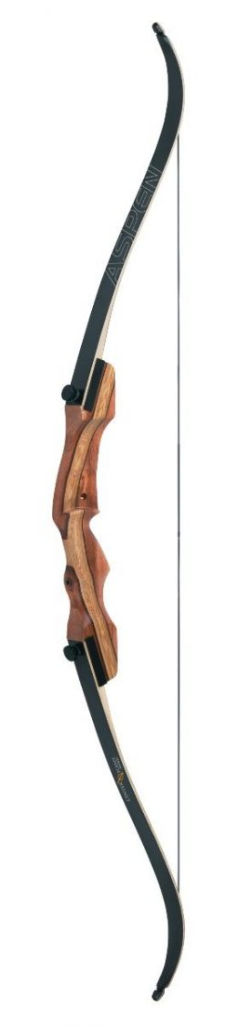 CenterPoint Aspen Takedown Recurve Bow Package