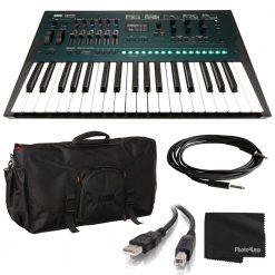 Korg Opsix 37-Key Altered FM Synthesizer + Accessories