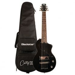 Blackstar Travel Guitar Black with Gig Bag