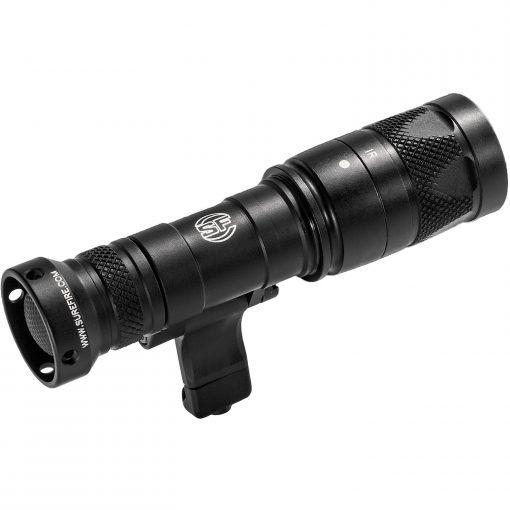 SureFire M340V Mini Infrared LED Scout Light PRO 250 Lumens Weapon Light, Black