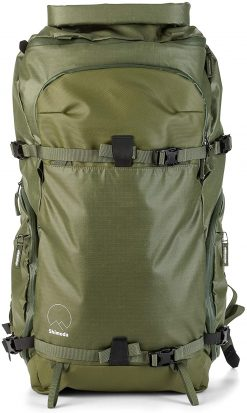 Shimoda Action X50 - Army Green (520-105)
