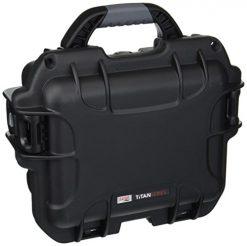 Gator Cases GU-0907-05-WPNF Black Titan waterproof  Utility  case NO FOAM