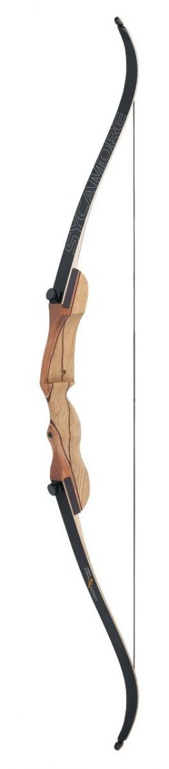 CenterPoint Sycamore Takedown Recurve Bow Package