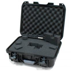 Gator GU-1510-06-WPDF Black Titan Series Utility Case with Diced Foam