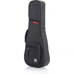 Gator Cases GT-UKE-CON-BLK Black Transit Bag for Concerto Ukulele