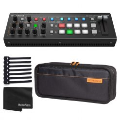 Roland V-1HD+ Compact 4 x HDMI Video Switcher + Acc.