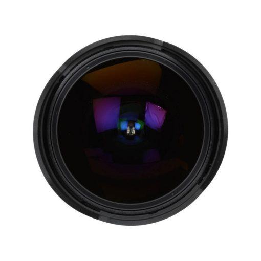 Rokinon Cine DS 12mm T3.1 Ultra Wide Cine Fisheye Lens for Canon EOS EF DSLR Cameras - Full Frame Compatible