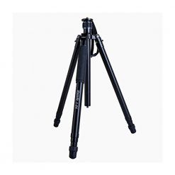 """FotoPro F-64 iSpeedy Aluminum Quick Extend Tripod, Holds 33 Lbs, Extends to 5.4', Folds to 20"""""""