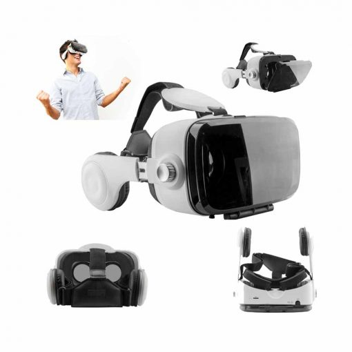 XIT VR GLASSES WITH HEADPHONE