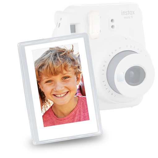 Freez-A-Frame Magnetic Photo Pockets For Fuji Mini Instax Photos (Wallet size) 10 Pack