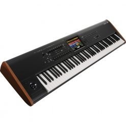 Korg Kronos 88- Music Synthesizer Workstation 88- Key RH3  with SGX-2 Engine (Black)