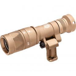 SureFire M340V Mini Infrared LED Scout Light PRO 250 Lumens Weapon Light, Tan