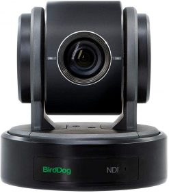 BirdDog Eyes P100 1080P full NDI PTZ Camera with SDI (Black)