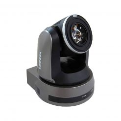 Lumens 30x Optical Zoom 4K, IP PTZ Video Camera, Black