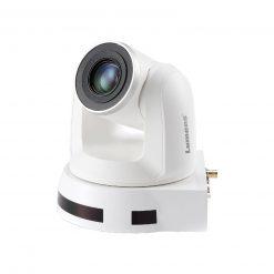 Lumens 20x Optical Zoom, 1080p Hi-Definition PTZ IP Camera, White