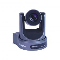 PTZOptics 30X-NDI Broadcast and Conference Camera, Grey