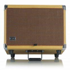 Gator GR-RETRORACK-4TW Vintage Amp Vibe Rack Case – 4U Tweed