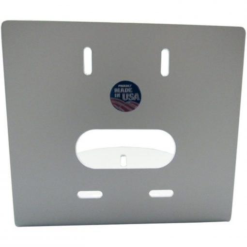 HuddleCamHD HCM-1 Small Universal Wall Mount Bracket for Select Cameras, White
