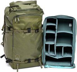 Shimoda Action X70 Starter Kit (w/ XL DV Core Unit) Army Green