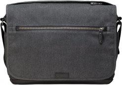 Tenba Cooper 15 DSLR Messenger Bag - Gray