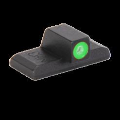 MEPROLIGHT Hyper-Bright Self Illuminated Fixed Night Sight Front for  H&K HK45, HK45C, P30, VP9, SFP9 - Green Ring