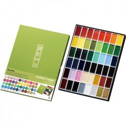 Zig Gansai Tambi - 48 Color Set