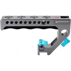 Kondor Blue Remote Trigger Top Handle for Cameras (Sony/Canon/Panasonic) - Space Gray