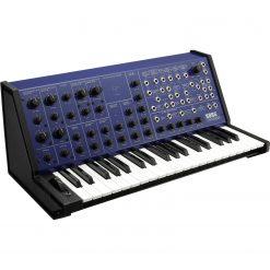 Korg MS-20 FS Monophonic Analog Synthesizer Full Size Limited Edition- Blue